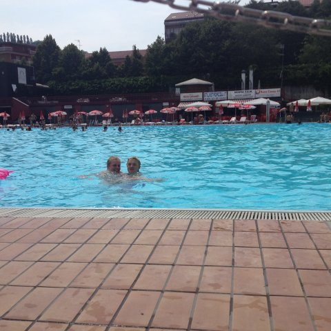 Pool i Acqui Terme